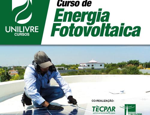 24/Jun | Curso de Energia Fotovoltaica